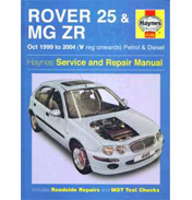 Rover 25 MG ZR Service and Repair Manual