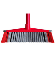 Vileda 3 Action Broom in RED