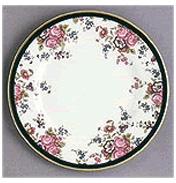 Royal Doulton Centennial Rose 23cm Accent Plate