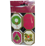 Self Adhesive Gift Tags 20 Pack