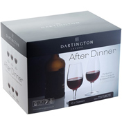 Dartington After Dinner Set of Six Port Glasses