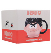 Beano Dennis the Menace Shaped Ceramic Mug (BOXED)