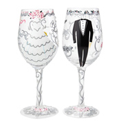 Lolita Bride & Groom Wedding Gift Set 2…