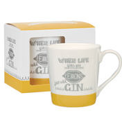 Lemons Chestnut Mug 300ml