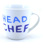 Jamie Oliver Cheeky Mugs Head Chef Mug