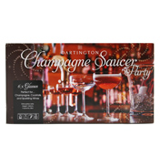 Champagne Saucer Party (6 Pack)