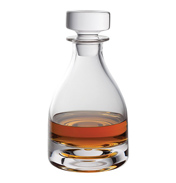 Circle Barware Spirit Decanter