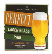 Perfect Lager Glass (Pair)