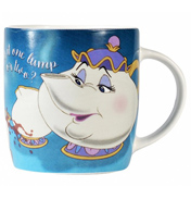 Beauty & the Beast Mug (Mrs Potts)