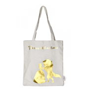 Beauty & the Beast Shopper (Floral)