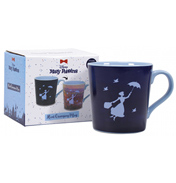 Disney Mary Poppins London Heat Changing Mug