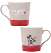 Disney Mickey Mouse Heat Changing Mug (BOXED)