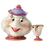 Disney Showcase Collection Mrs. Potts & Chip…