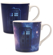 Galaxy Heat Changing Mug