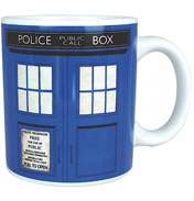 Doctor Who Tardis Mug