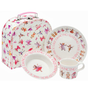 Emma Bridgewater Dancing Mice Melamine 3 piece Set…