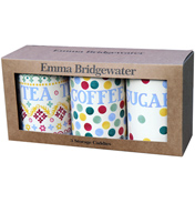 Emma Bridgewater Polka Dot Set of 3 Storage…