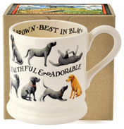 All Over Labrador ½ Pint Mug