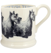 Scottish Terrier ½ Pint Mug