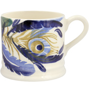 Feather Wreath Small Mug