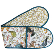 Game Birds Double Oven Glove