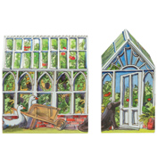 Green House Tin