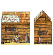 Hen House Tin