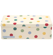 Long Deep Rectangular Storage Tin