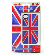 Union Jack Soft Shell iPhone Cover