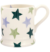 Winter Star ½ Pint Mug