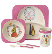 Beatrix Potter Peter Rabbit Flopsy Bunny Dinner…