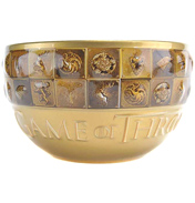 Game of Thrones Galaxic Glaze Sigils Bowl