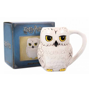 3D Shaped Mug (Hedwig) (Boxed)