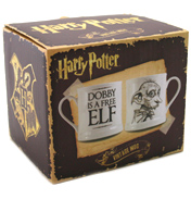 Dobby is a Free Elf Vintage Ceramic Mug