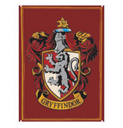 Gryffindor Crest Tin Sign Small