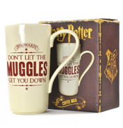 Harry Potter Muggles Latte Mug Boxed