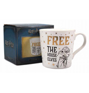 Dobby Tapered Mug (Free The House-Elves)