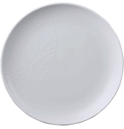 Jamie Oliver White on White 23cm PLATE
