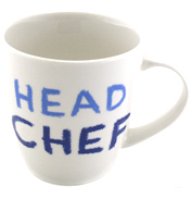 Jamie Oliver Cheeky Mugs 350ml HEAD CHEF MUG