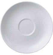 Jamie Oliver White on White 17cm SAUCER