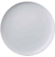 Jamie Oliver White on White 27cm PLATE