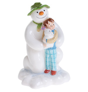 John Beswick The Snowman Kneeling with Billy &…