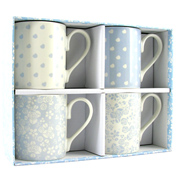 Cafe Riverside Larch Mug Giftset
