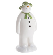 Snowman Money Bank