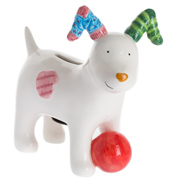 The Snowdog Money Bank