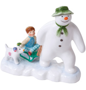 John Beswick The Snowman SNOWDOG & BILLY…