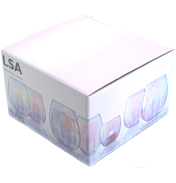LSA International Pearl Tumblers - Pack of Four…