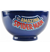 The Amazing Spider-Man Embossed Ceramic Bowl
