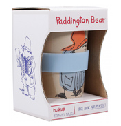 Paddington Bear Classic Huskup Rice Husk Travel…