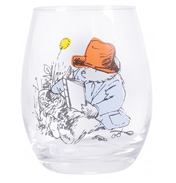 Paddington Bear Glass Tumbler (Boxed)